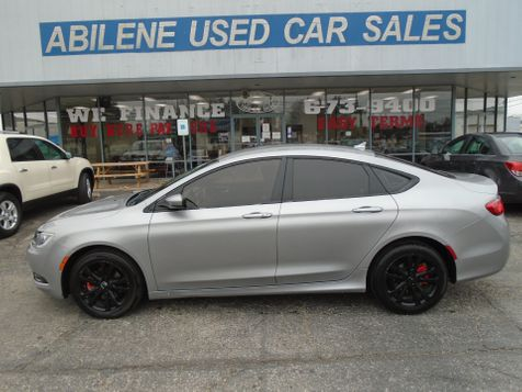2015 Chrysler 200 Limited in Abilene, TX