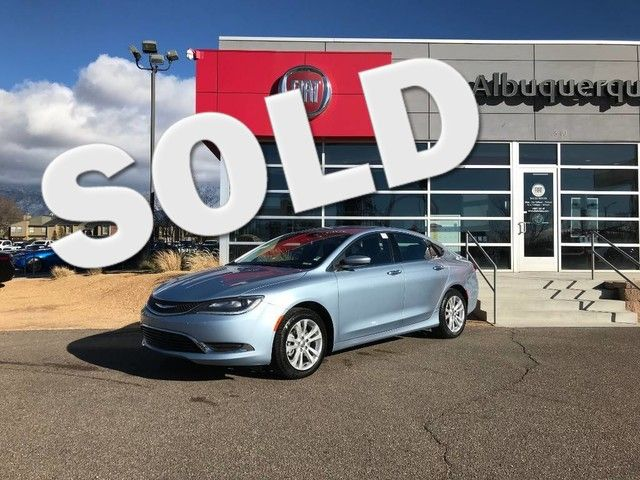 2015 Chrysler 200 Limited in Albuquerque, New Mexico 87109