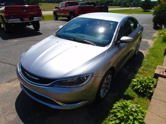 2015 Chrysler 200 C Alexandria, Minnesota 2