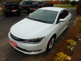 2015 Chrysler 200 Limited Alexandria, Minnesota 2