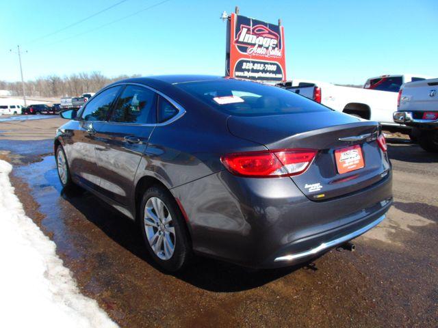 2015 Chrysler 200 Limited Alexandria, Minnesota 3