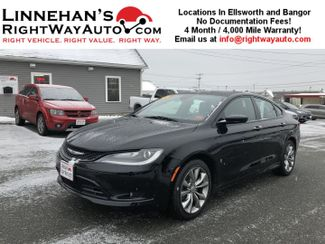2015 Chrysler 200 in Bangor, ME