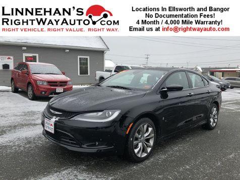 2015 Chrysler 200 S in Bangor