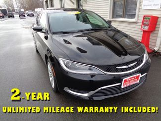 2015 Chrysler 200 Limited in Brockport NY, 14420