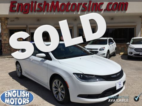 2015 Chrysler 200 S in Brownsville, TX