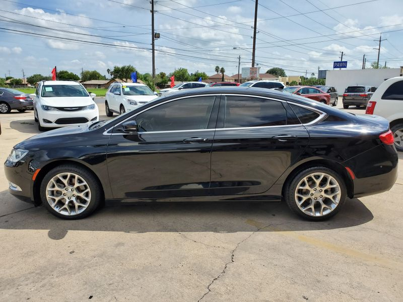 2015 Chrysler 200 C  Brownsville TX  English Motors  in Brownsville, TX