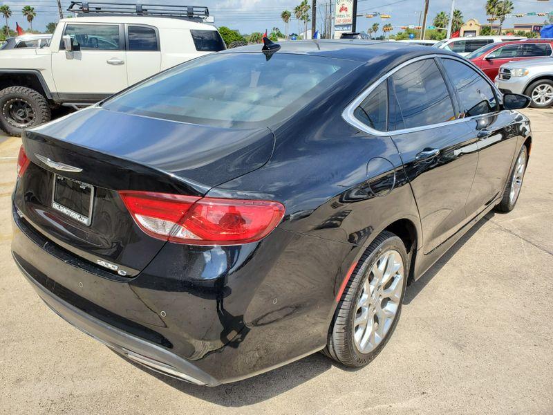 2015 Chrysler 200 C  Brownsville TX  English Motors  in Brownsville, TX