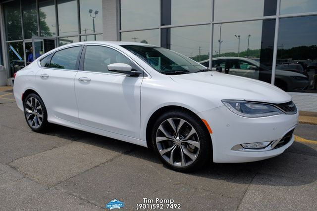 2015 Chrysler 200 C SUNROOF LEATHER NAVIGATION