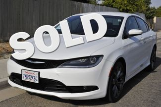 2015 Chrysler 200 in Cathedral City, California