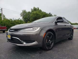 2015 Chrysler 200 Limited | Champaign, Illinois | The Auto Mall of Champaign in Champaign Illinois