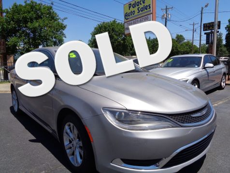2015 Chrysler 200 Limited in Charlotte, NC