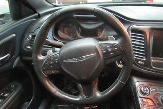 2015 Chrysler 200 S W/ NAVIGATION SYSTEM/ BACK UP CAM Chicago, Illinois 18