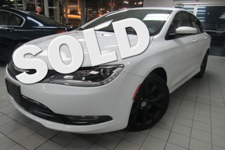 2015 Chrysler 200 S W/ NAVIGATION SYSTEM/ BACK UP CAM Chicago, Illinois 0