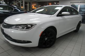 2015 Chrysler 200 S W/ NAVIGATION SYSTEM/ BACK UP CAM Chicago, Illinois 4