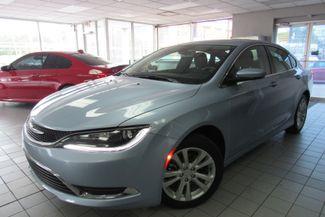 2015 Chrysler 200 Limited W/ BACK UP CAM Chicago, Illinois 2