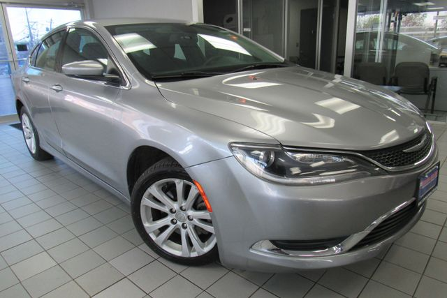2015 Chrysler 200 Limited Chicago, Illinois