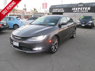 2015 Chrysler 200 S in Costa Mesa California, 92627