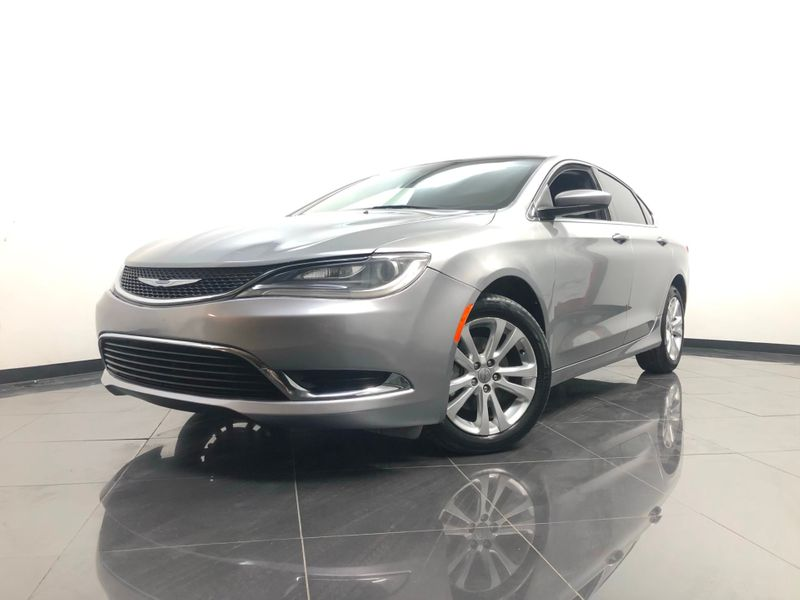 2015 Chrysler 200 *Get APPROVED in Minutes!* | The Auto Cave