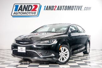 2015 Chrysler 200 Limited in Dallas TX