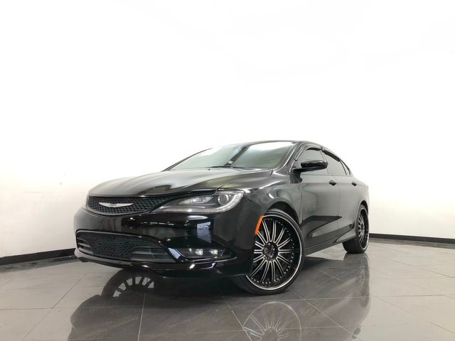 2015 Chrysler 200 *Get Approved NOW* | The Auto Cave in Dallas