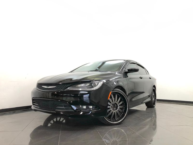 2015 Chrysler 200 *Get Approved NOW* | The Auto Cave