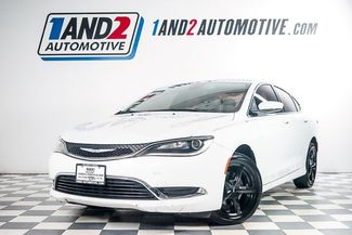 2015 Chrysler 200 in Dallas TX