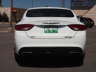 2015 Chrysler 200 S Englewood, CO 5