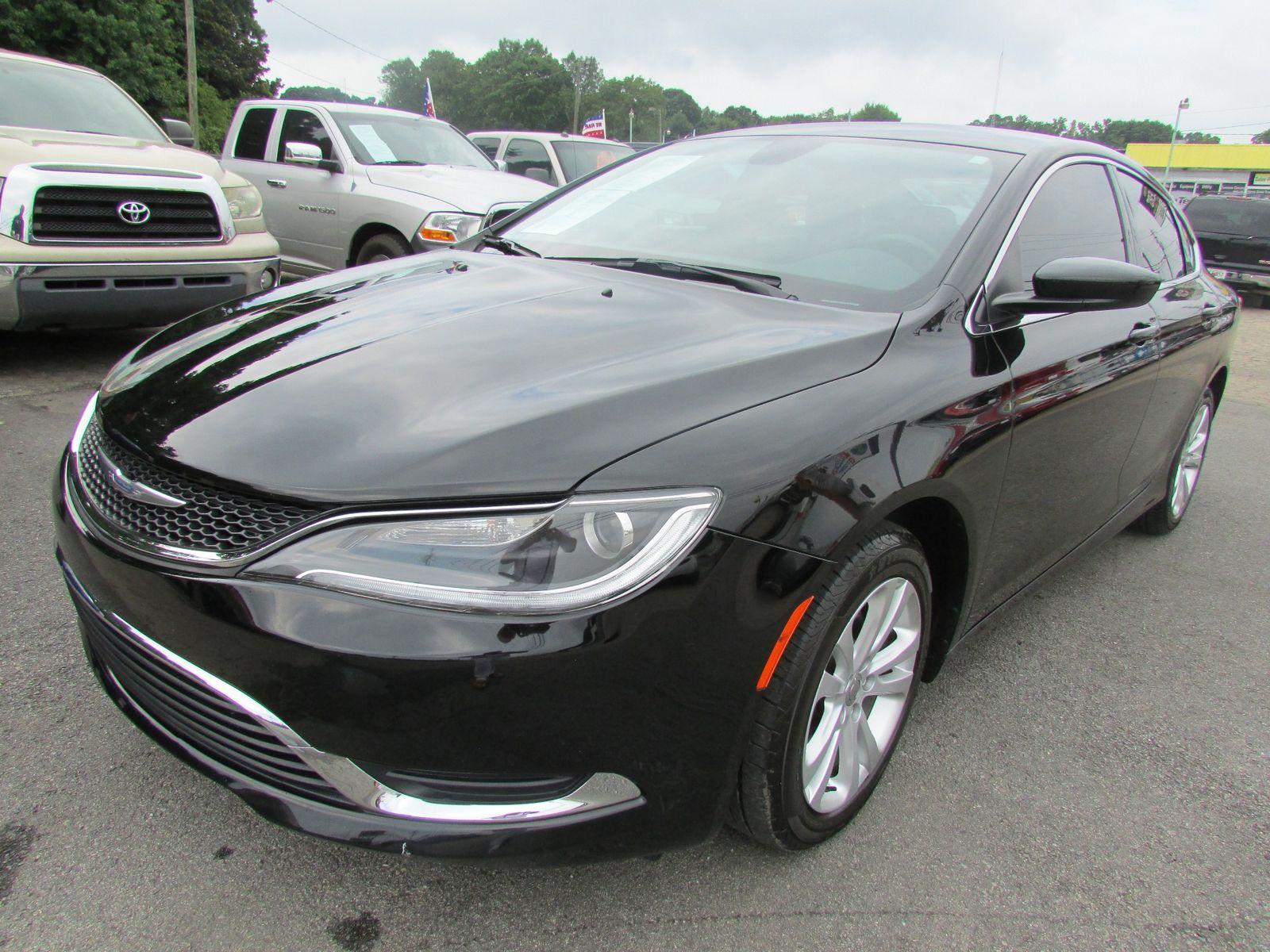 Chrysler 200: Adding Coolant