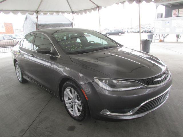 2015 Chrysler 200 Limited Gardena, California 3