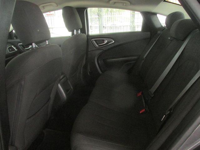 2015 Chrysler 200 Limited Gardena, California 10