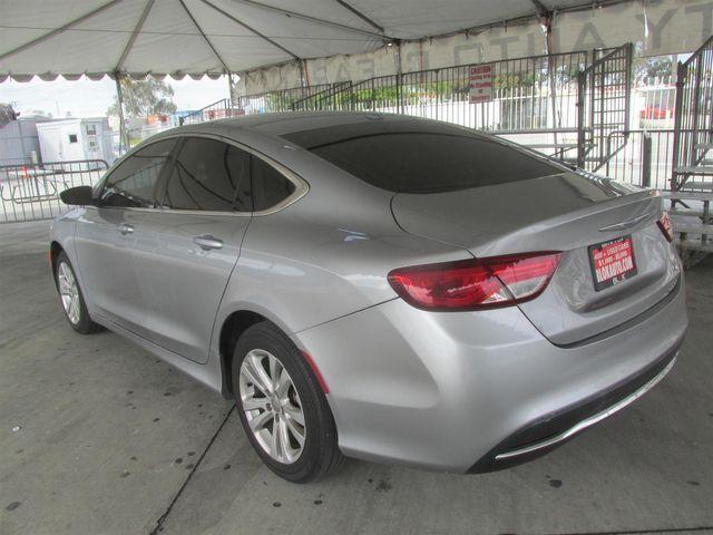 2015 Chrysler 200 Limited Gardena, California 1