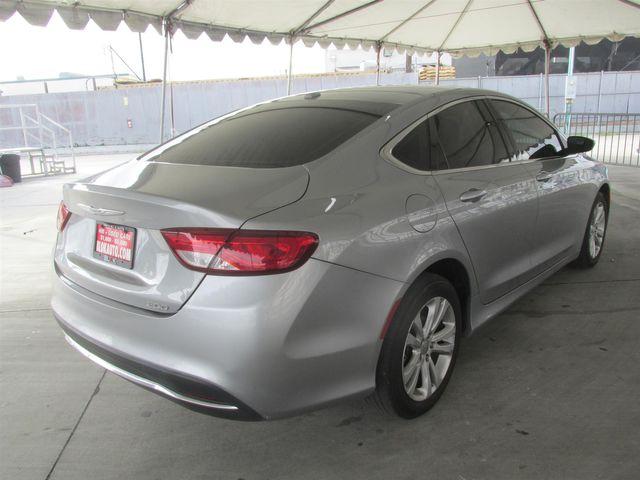 2015 Chrysler 200 Limited Gardena, California 2