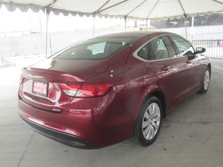 2015 Chrysler 200 LX Gardena, California 2