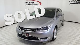 2015 Chrysler 200 Limited in Garland