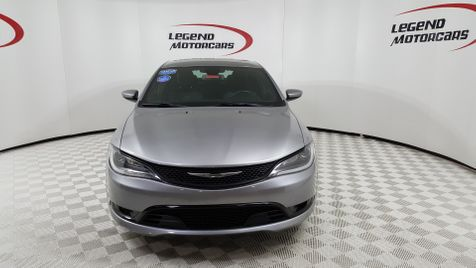 2015 Chrysler 200 S in Garland, TX
