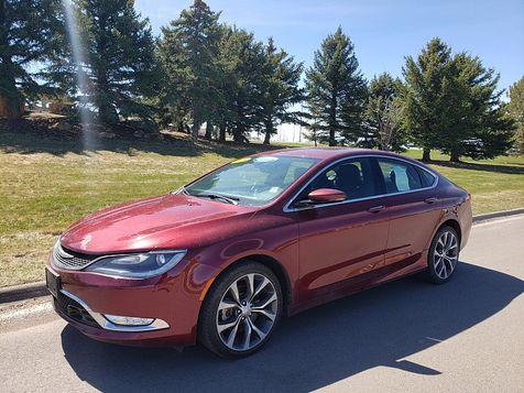 2015 Chrysler 200 C in Great Falls, MT