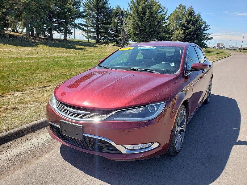 2015 Chrysler 200 C  city MT  Bleskin Motor Company   in Great Falls, MT