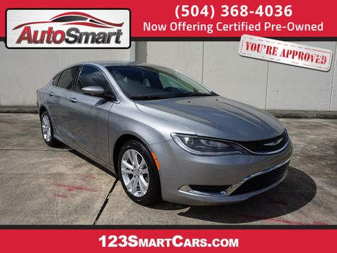 2015 Chrysler 200 Limited in Harvey, LA