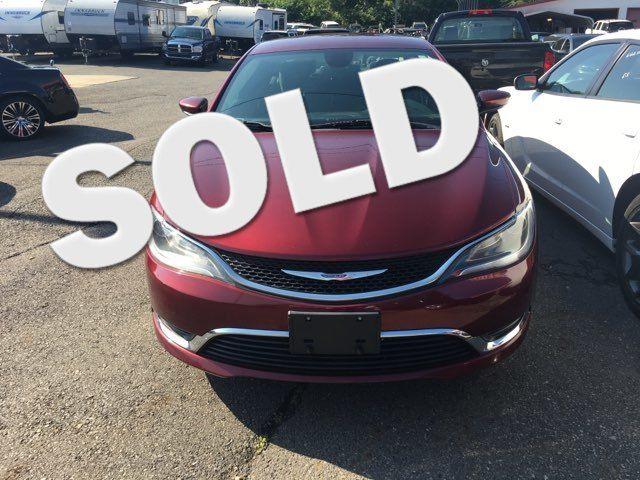 2015 Chrysler 200 Limited - John Gibson Auto Sales Hot Springs in Hot Springs Arkansas