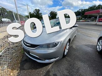 2015 Chrysler 200 Limited - John Gibson Auto Sales Hot Springs in Hot Springs Arkansas