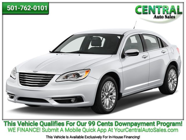 2015 Chrysler 200 Limited | Hot Springs, AR | Central Auto Sales in Hot Springs AR