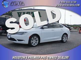 2015 Chrysler 200 Limited  city Texas  Vista Cars and Trucks  in Houston, Texas