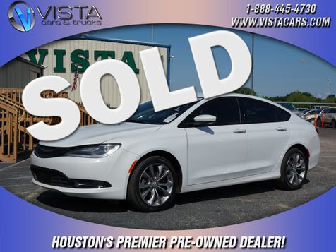 2015 Chrysler 200 S in Houston, Texas