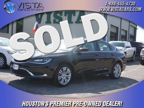 2015 Chrysler 200 Limited in Houston, Texas