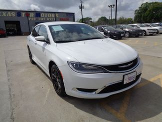 2015 Chrysler 200 in Houston, TX