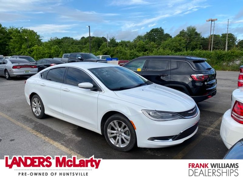 2015 Chrysler 200 Limited | Huntsville, Alabama | Landers Mclarty DCJ & Subaru in Huntsville Alabama