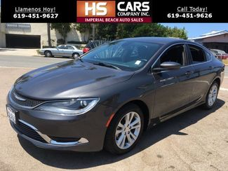 2015 Chrysler 200 Limited Imperial Beach, California