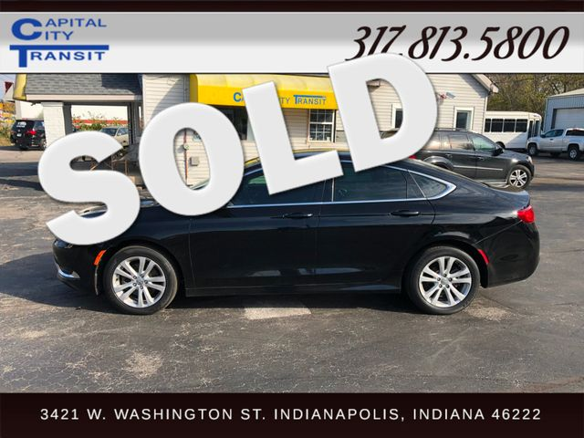 2015 Chrysler 200 Limited Indianapolis, IN