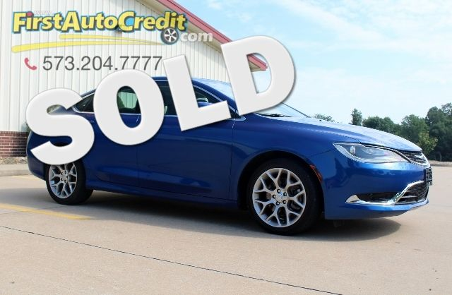 2015 Chrysler 200 C in Jackson MO, 63755