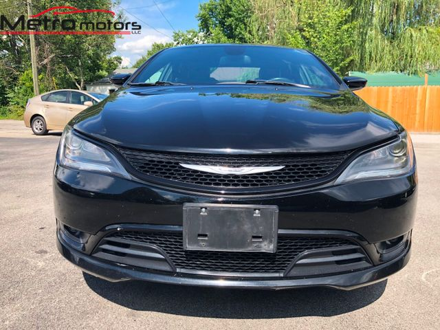 2015 Chrysler 200 S Knoxville , Tennessee 3